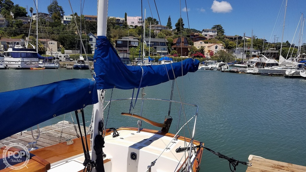 1987 Herreshoff boat for sale, model of the boat is H-28 & Image # 23 of 40