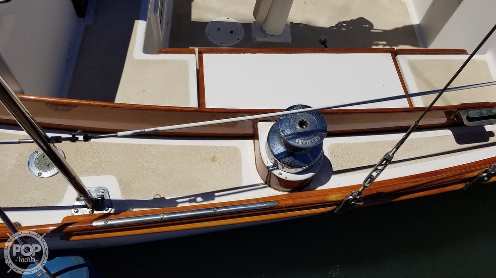 1987 Herreshoff boat for sale, model of the boat is H-28 & Image # 24 of 40
