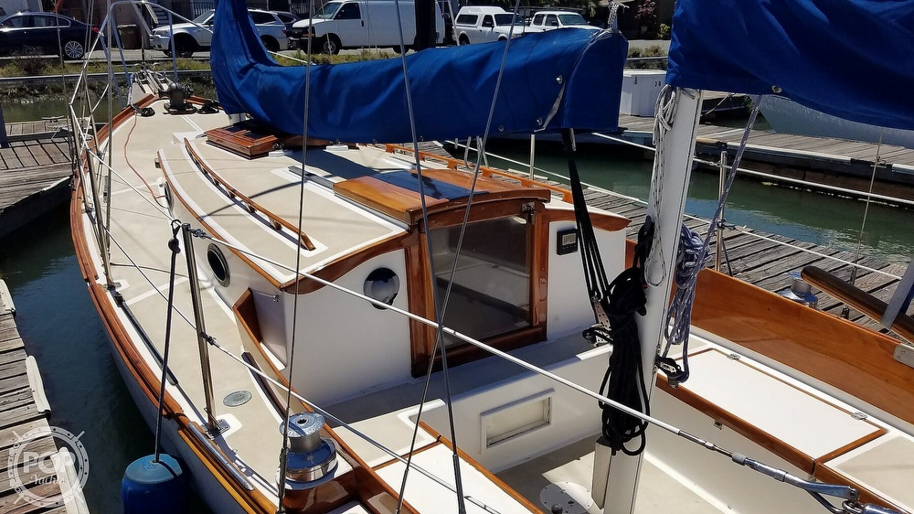 1987 Herreshoff boat for sale, model of the boat is H-28 & Image # 25 of 40