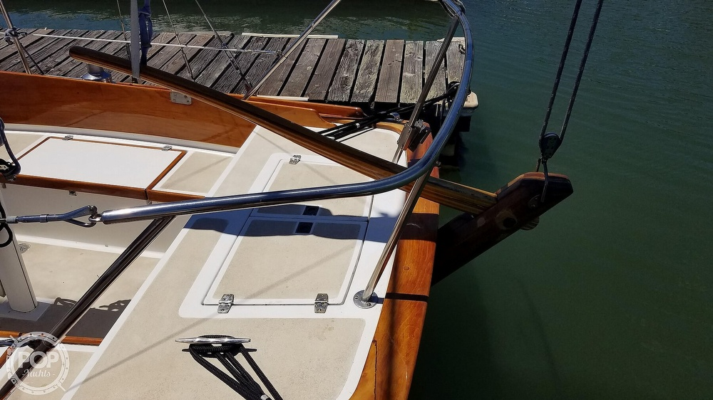 1987 Herreshoff boat for sale, model of the boat is H-28 & Image # 26 of 40