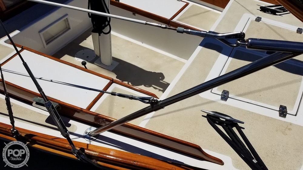 1987 Herreshoff boat for sale, model of the boat is H-28 & Image # 28 of 40