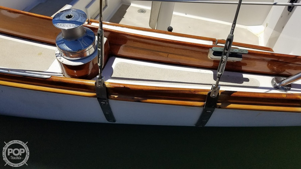 1987 Herreshoff boat for sale, model of the boat is H-28 & Image # 29 of 40