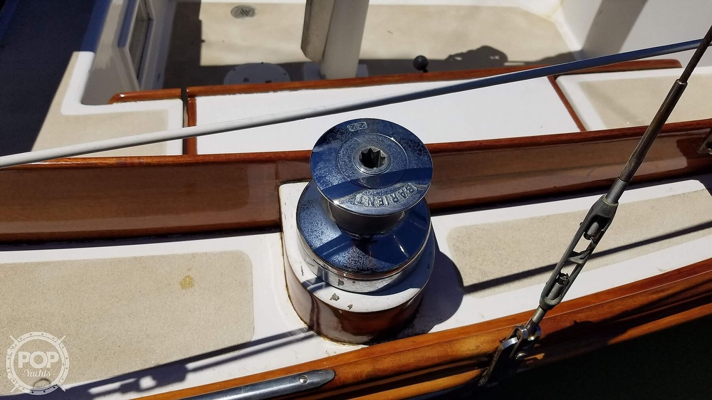 1987 Herreshoff boat for sale, model of the boat is H-28 & Image # 30 of 40