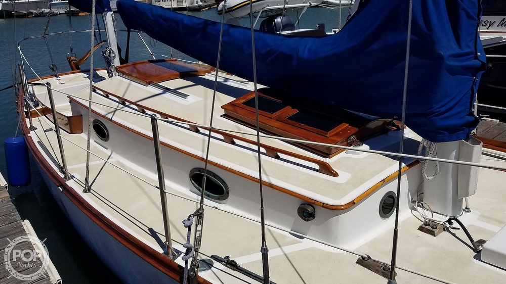 1987 Herreshoff boat for sale, model of the boat is H-28 & Image # 31 of 40