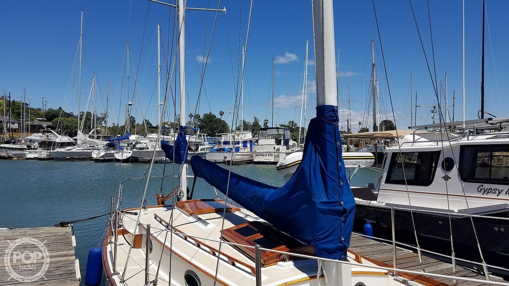1987 Herreshoff boat for sale, model of the boat is H-28 & Image # 33 of 40