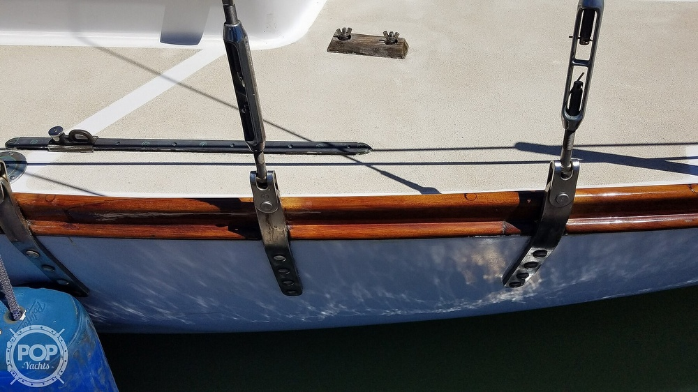 1987 Herreshoff boat for sale, model of the boat is H-28 & Image # 34 of 40