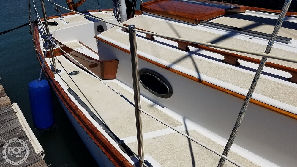 1987 Herreshoff boat for sale, model of the boat is H-28 & Image # 35 of 40