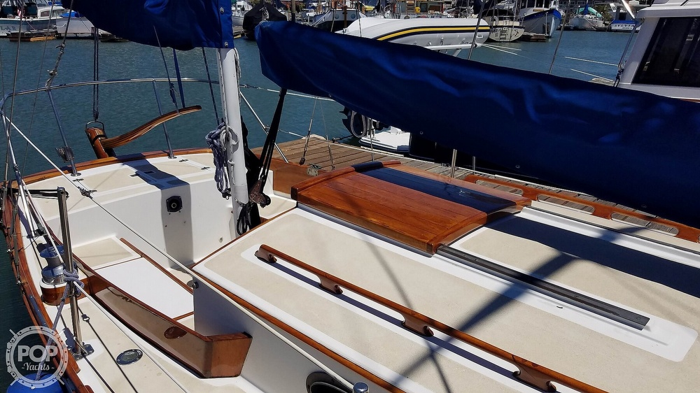 1987 Herreshoff boat for sale, model of the boat is H-28 & Image # 37 of 40