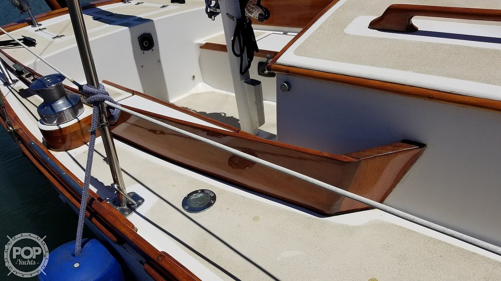 1987 Herreshoff boat for sale, model of the boat is H-28 & Image # 38 of 40