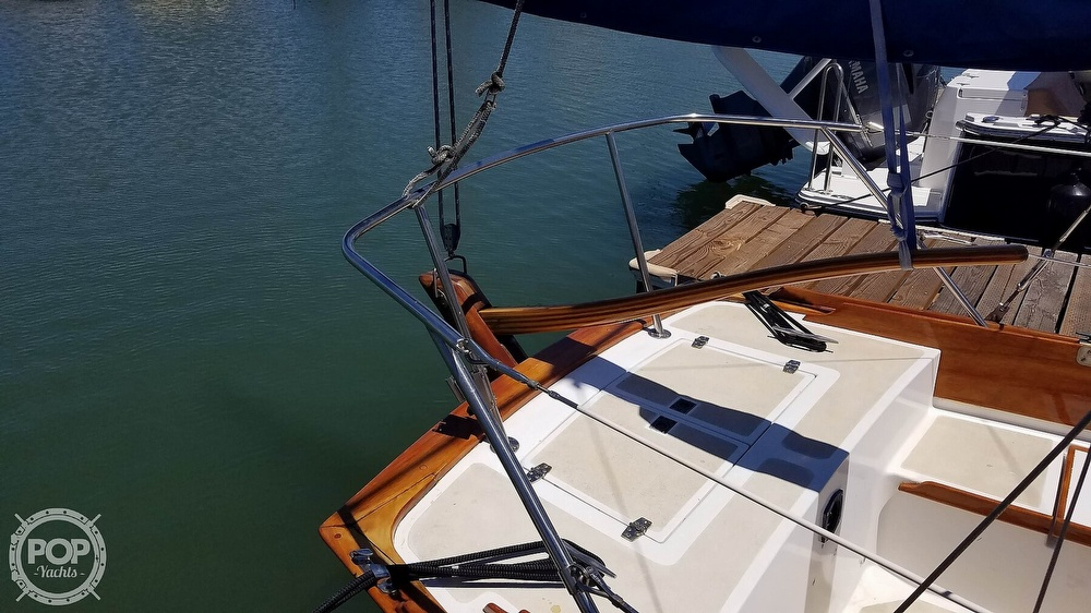 1987 Herreshoff boat for sale, model of the boat is H-28 & Image # 39 of 40