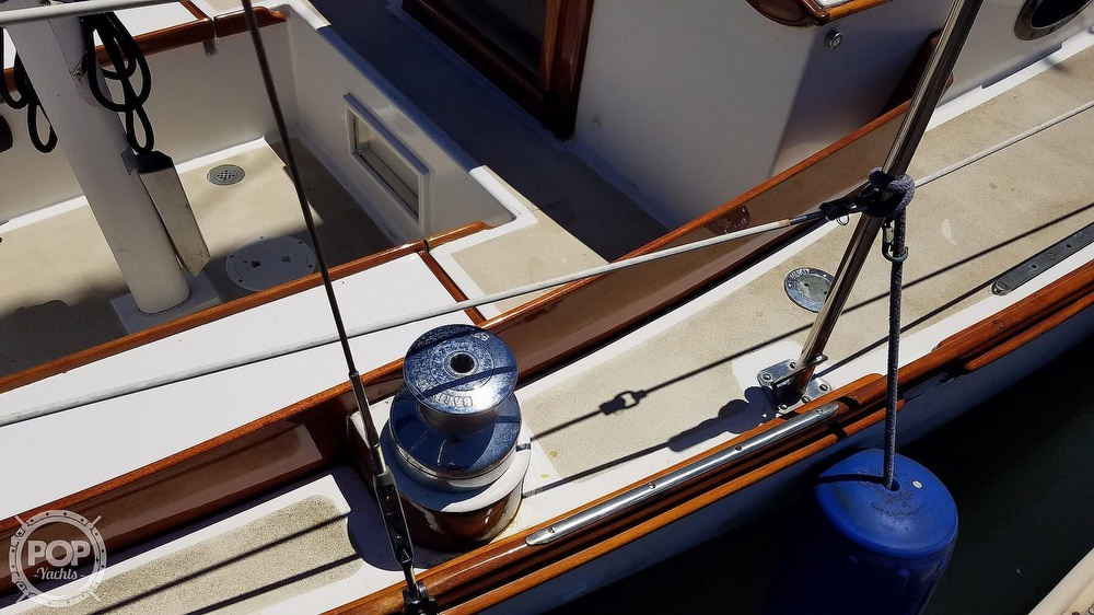 1987 Herreshoff boat for sale, model of the boat is H-28 & Image # 40 of 40