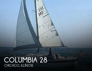 1972 Columbia boat for sale, model of the boat is 28 & Image # 1 of 17