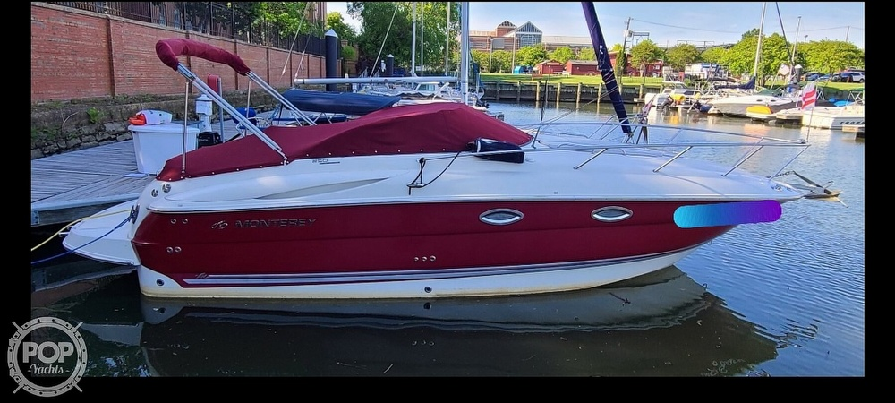 2007 Monterey 250 CR - #$LI_INDEX