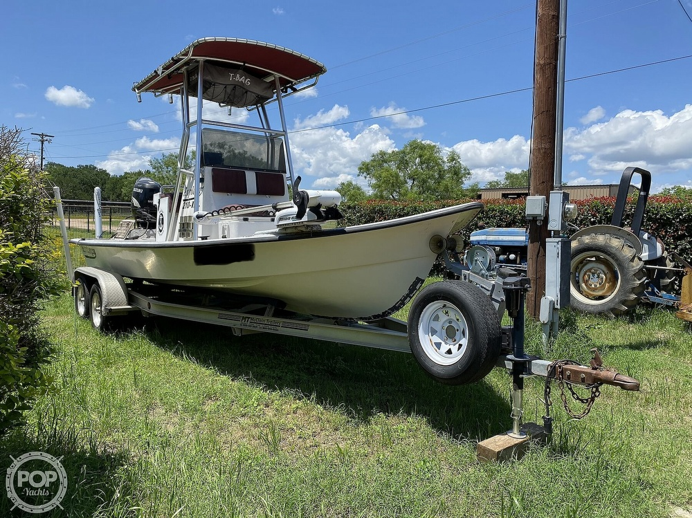2005 Explorer boat for sale, model of the boat is 210 Tunnel Vee & Image # 5 of 40
