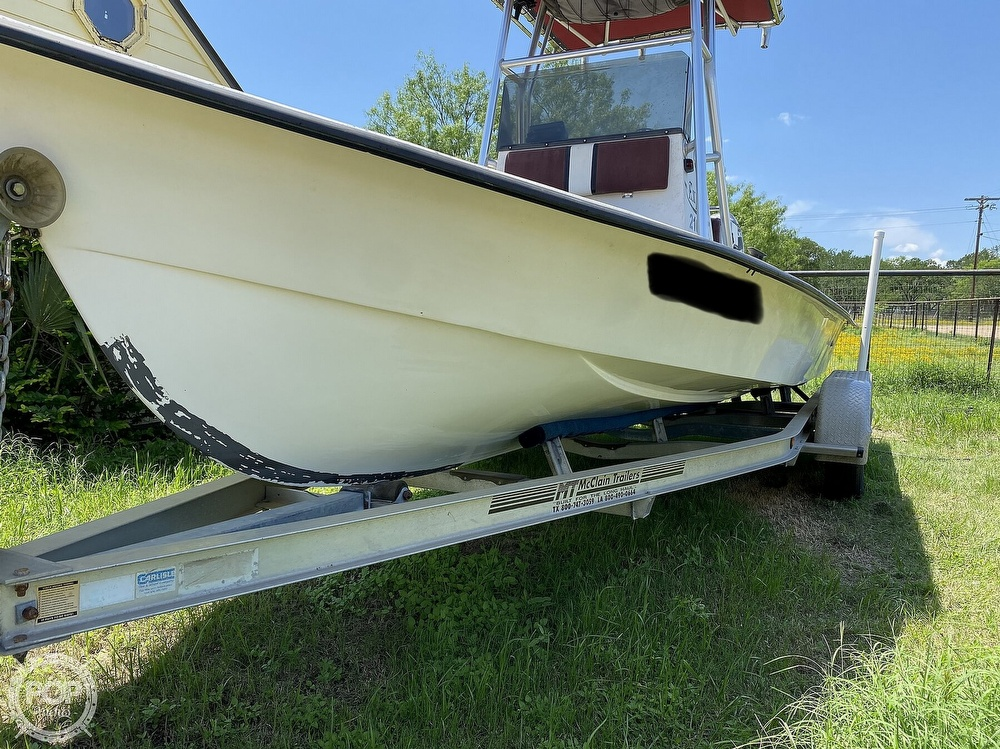 2005 Explorer boat for sale, model of the boat is 210 Tunnel Vee & Image # 8 of 40