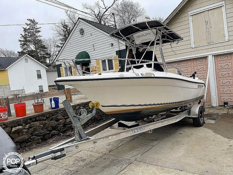 2008 Century boat for sale, model of the boat is 2001 & Image # 2 of 40