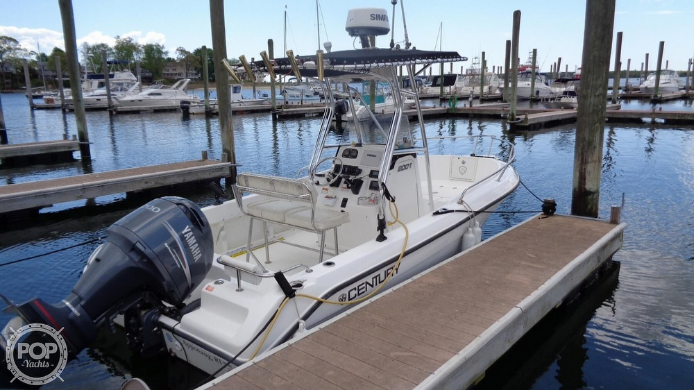 2008 Century boat for sale, model of the boat is 2001 & Image # 5 of 40