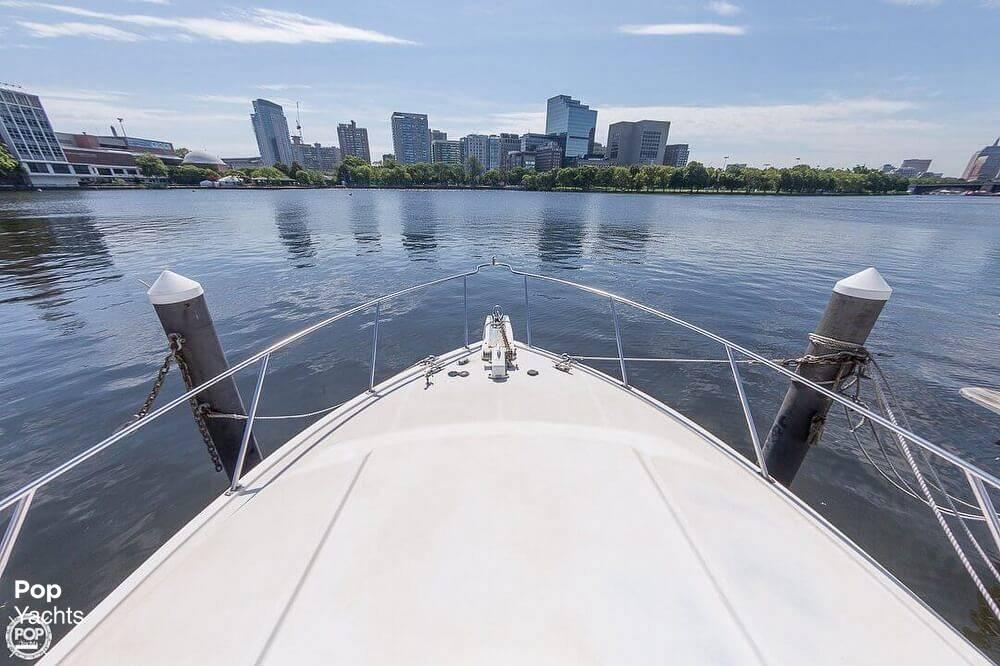 1987 Ocean Alexander boat for sale, model of the boat is 42 Sedan Bridge & Image # 30 of 40