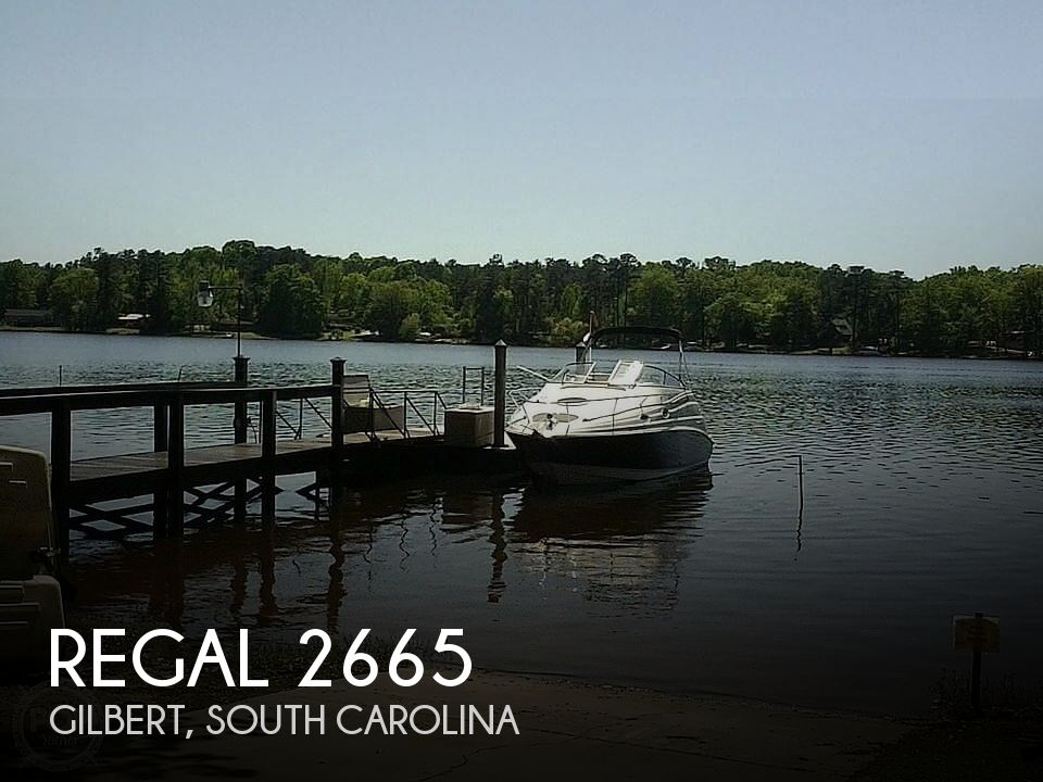 Used Boats For Sale in Columbia, South Carolina by owner | 2005 Regal Commodore 2665