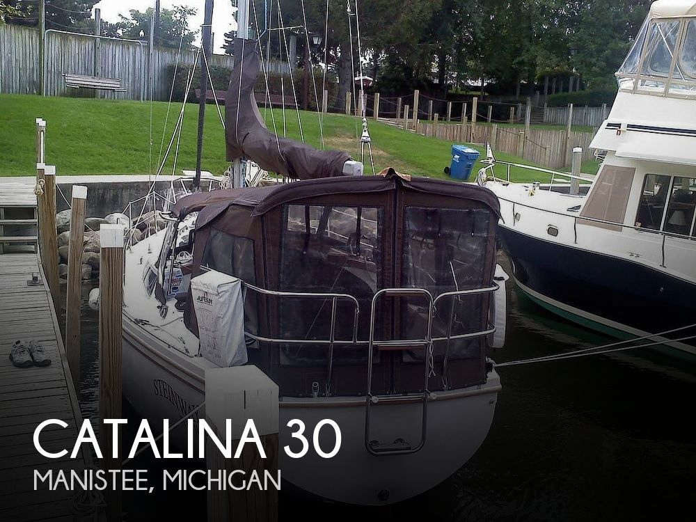 Used Catalina Boats For Sale in Michigan by owner   1982 Catalina 30