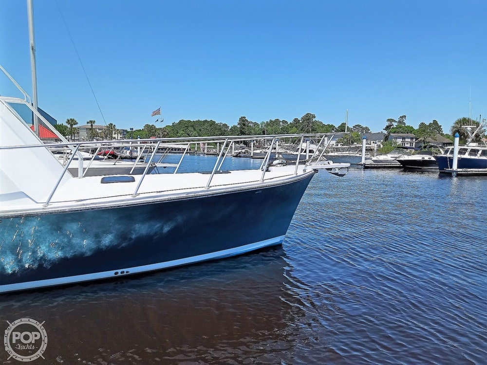 1983 #1 Boat Mfg boat for sale, model of the boat is 39 ( Key West) & Image # 6 of 40