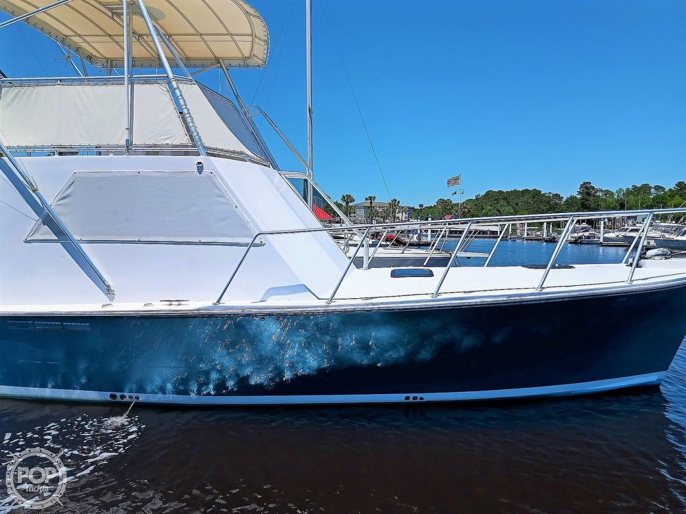 1983 #1 Boat Mfg boat for sale, model of the boat is 39 ( Key West) & Image # 7 of 40