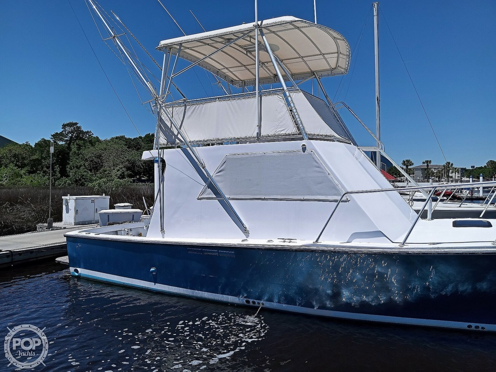 1983 #1 Boat Mfg boat for sale, model of the boat is 39 ( Key West) & Image # 8 of 40