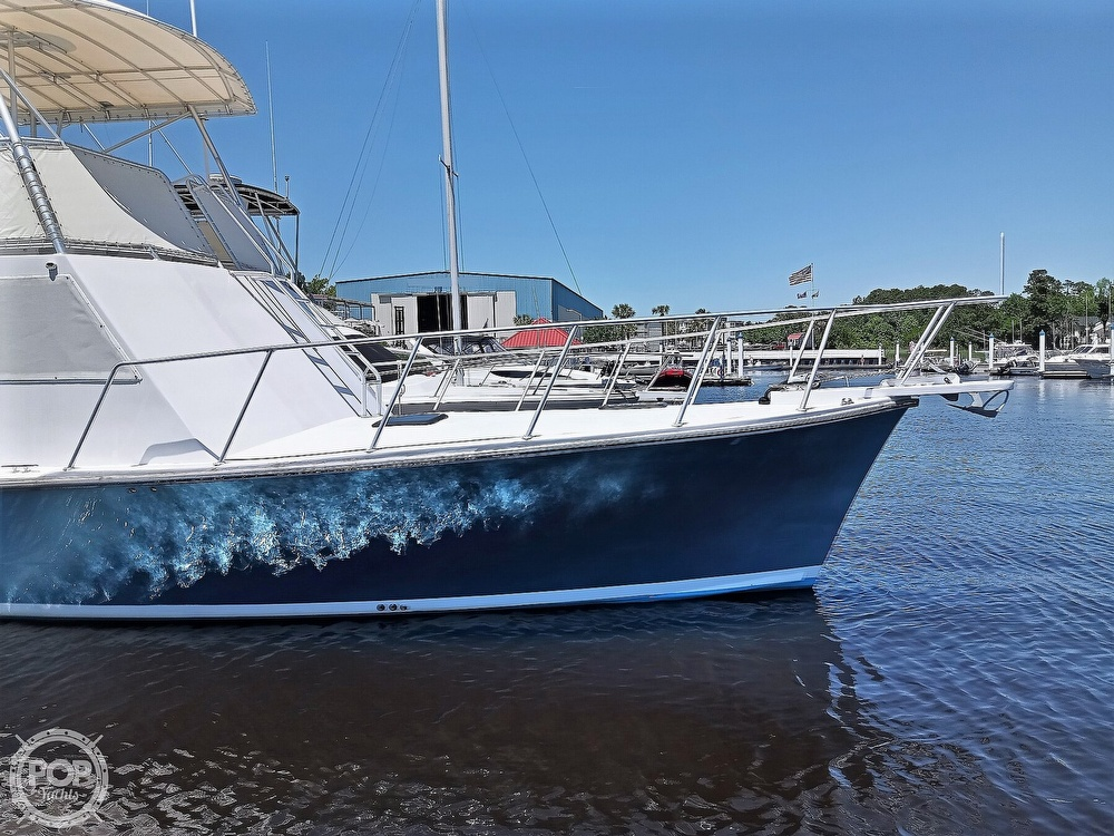 1983 #1 Boat Mfg boat for sale, model of the boat is 39 ( Key West) & Image # 10 of 40