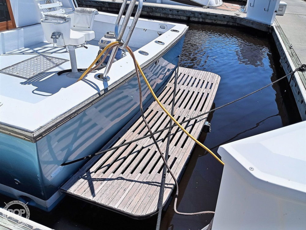 1983 #1 Boat Mfg boat for sale, model of the boat is 39 ( Key West) & Image # 15 of 40