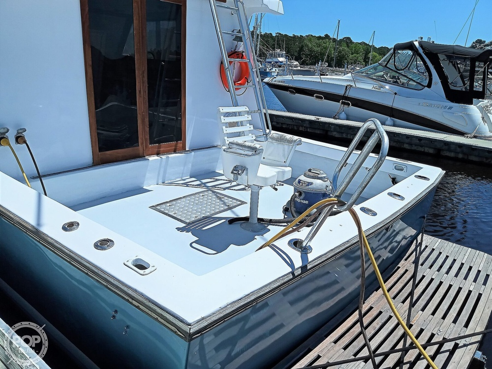 1983 #1 Boat Mfg boat for sale, model of the boat is 39 ( Key West) & Image # 16 of 40