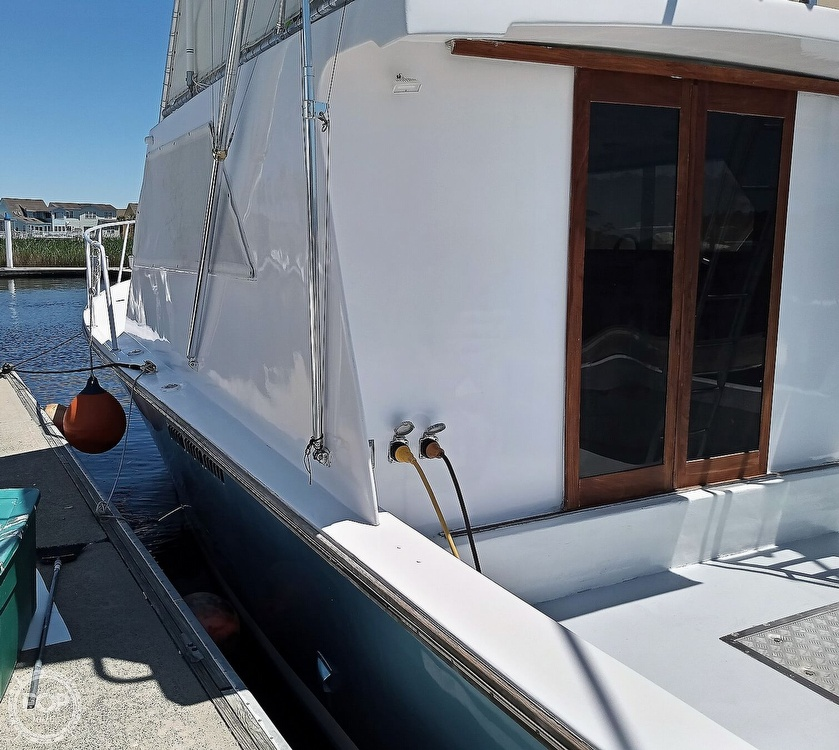 1983 #1 Boat Mfg boat for sale, model of the boat is 39 ( Key West) & Image # 19 of 40