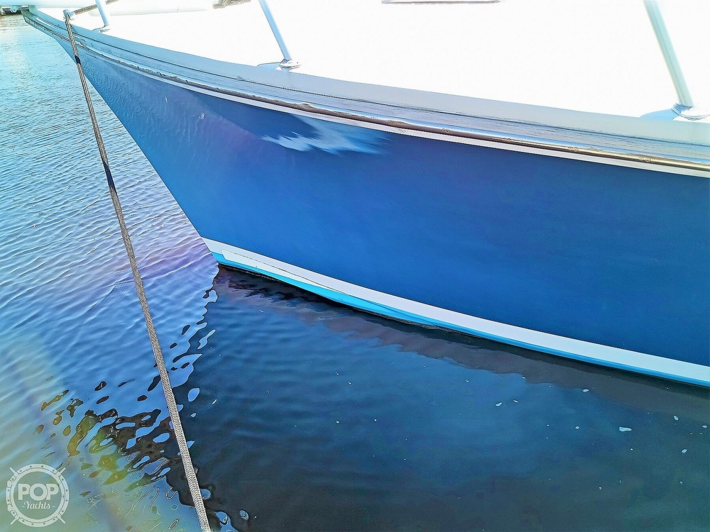1983 #1 Boat Mfg boat for sale, model of the boat is 39 ( Key West) & Image # 22 of 40