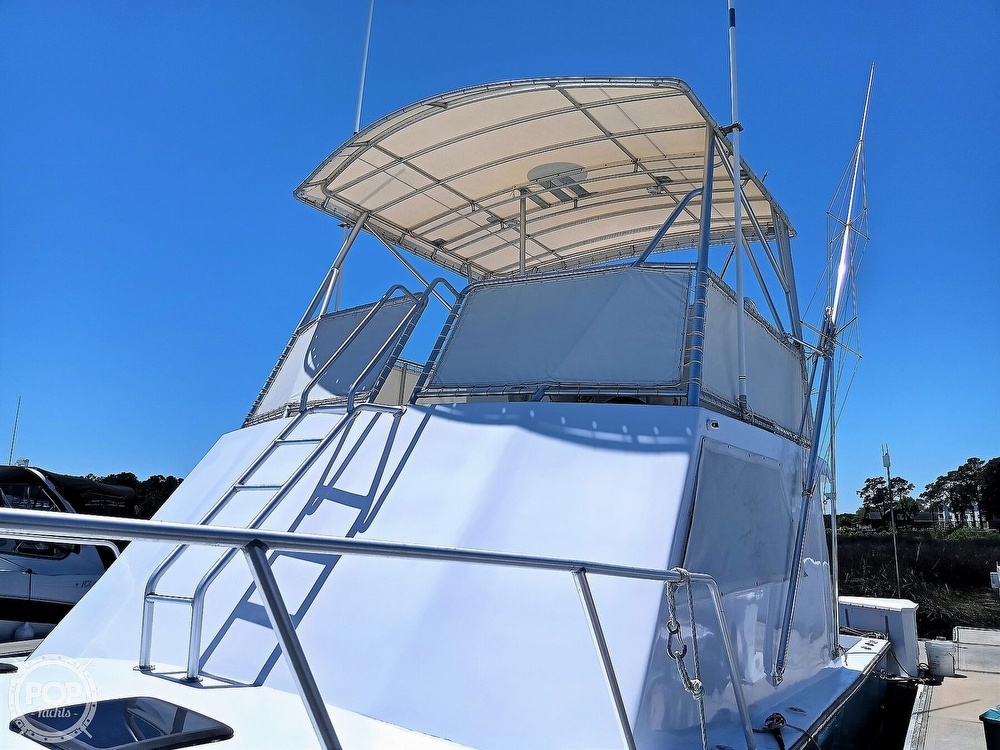 1983 #1 Boat Mfg boat for sale, model of the boat is 39 ( Key West) & Image # 24 of 40
