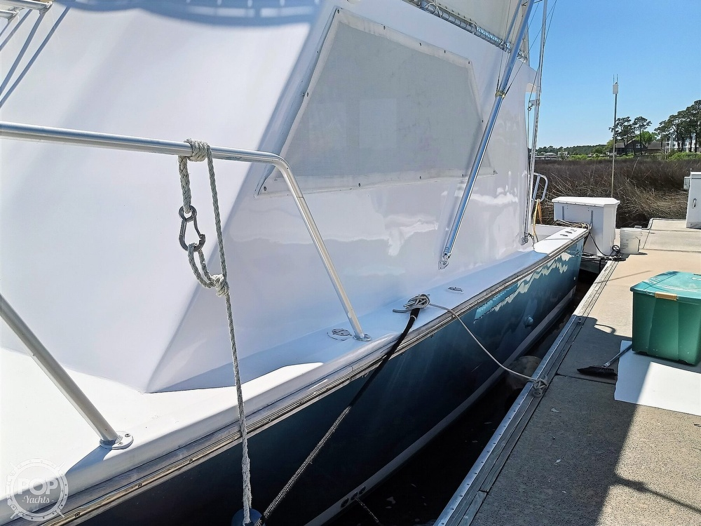 1983 #1 Boat Mfg boat for sale, model of the boat is 39 ( Key West) & Image # 26 of 40
