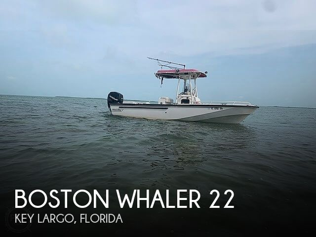 Used Boston Whaler 22 Boats For Sale by owner | 2007 Boston Whaler Guardian 22