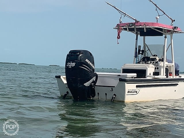 2007 Boston Whaler boat for sale, model of the boat is Guardian 22 & Image # 6 of 40