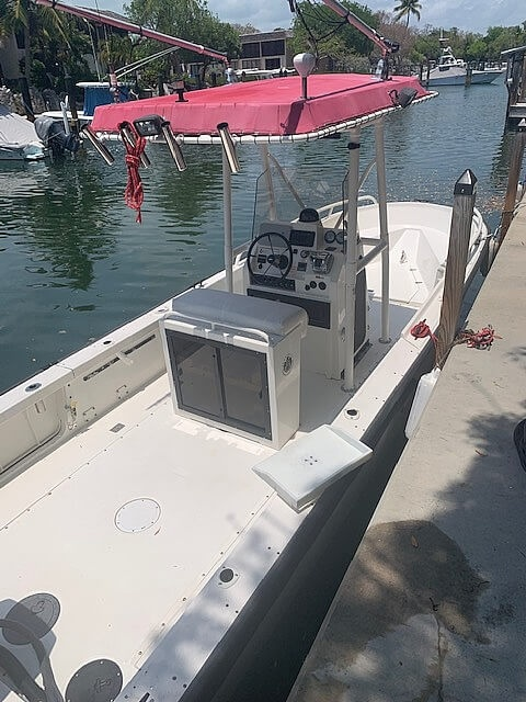 2007 Boston Whaler boat for sale, model of the boat is Guardian 22 & Image # 4 of 40