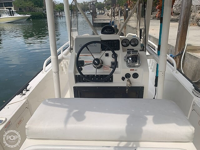 2007 Boston Whaler boat for sale, model of the boat is Guardian 22 & Image # 14 of 40
