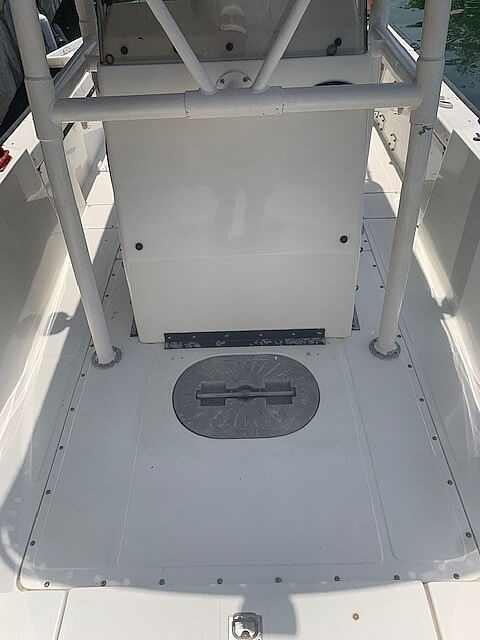 2007 Boston Whaler boat for sale, model of the boat is Guardian 22 & Image # 17 of 40