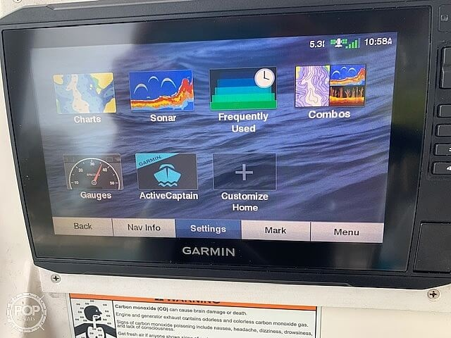 2007 Boston Whaler boat for sale, model of the boat is Guardian 22 & Image # 22 of 40
