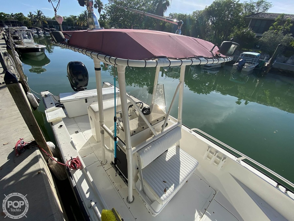 2007 Boston Whaler boat for sale, model of the boat is Guardian 22 & Image # 2 of 40
