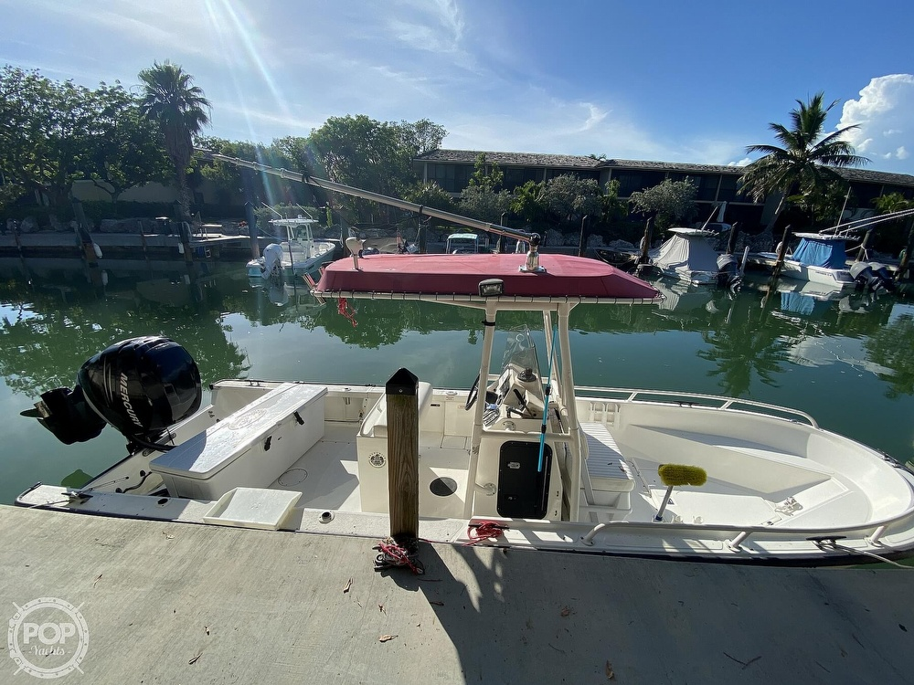 2007 Boston Whaler boat for sale, model of the boat is Guardian 22 & Image # 3 of 40