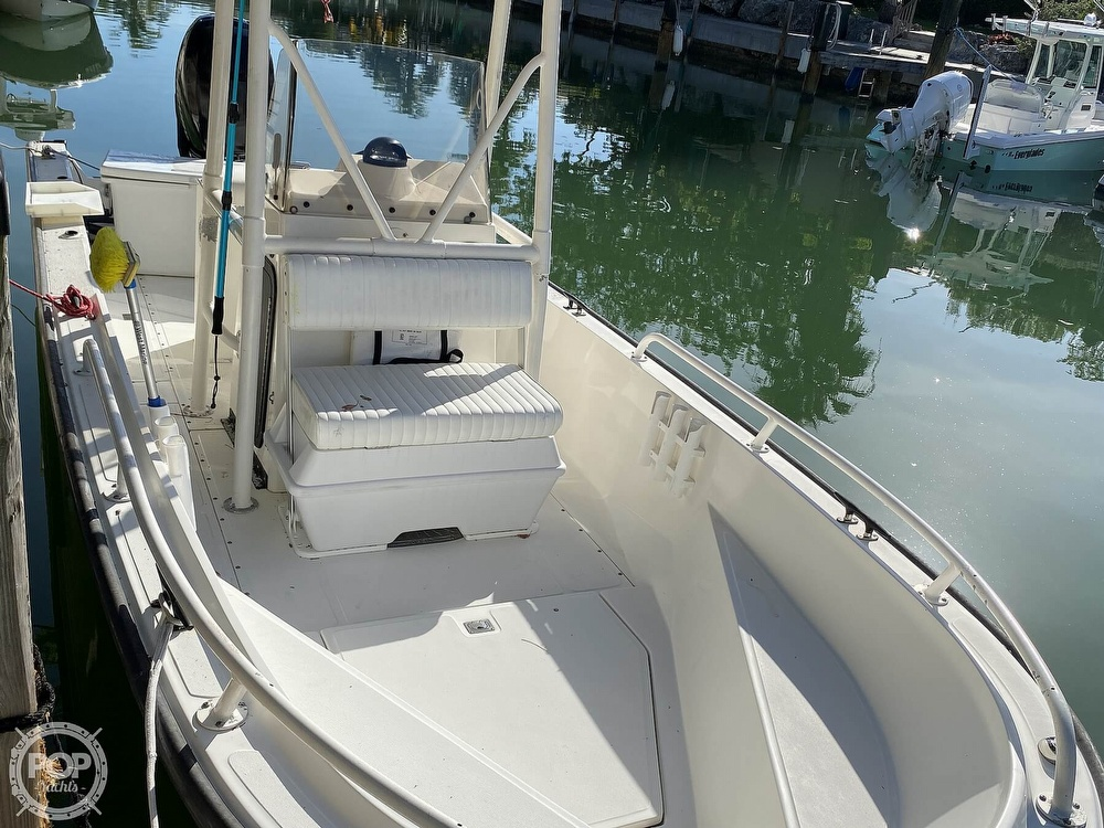 2007 Boston Whaler boat for sale, model of the boat is Guardian 22 & Image # 35 of 40