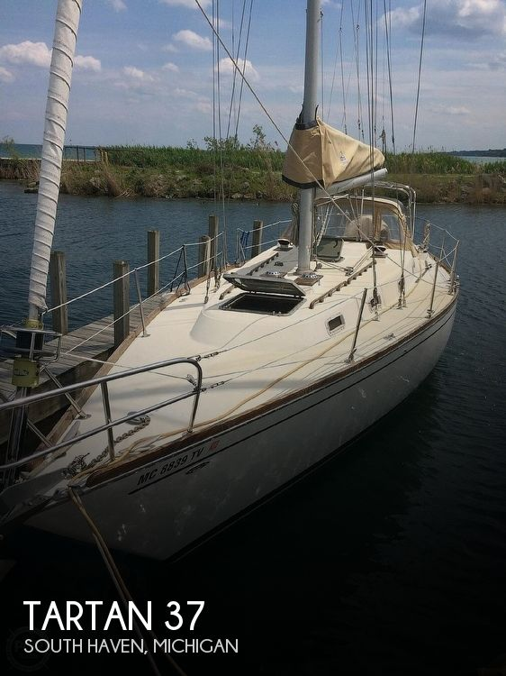Used Tartan Boats For Sale in Michigan by owner | 1979 Tartan 37