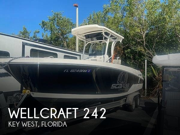 Used Wellcraft Boats For Sale by owner | 2018 Wellcraft 242 Fisherman