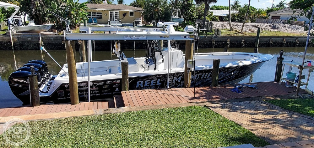 2020 Contender boat for sale, model of the boat is 39ST & Image # 3 of 40
