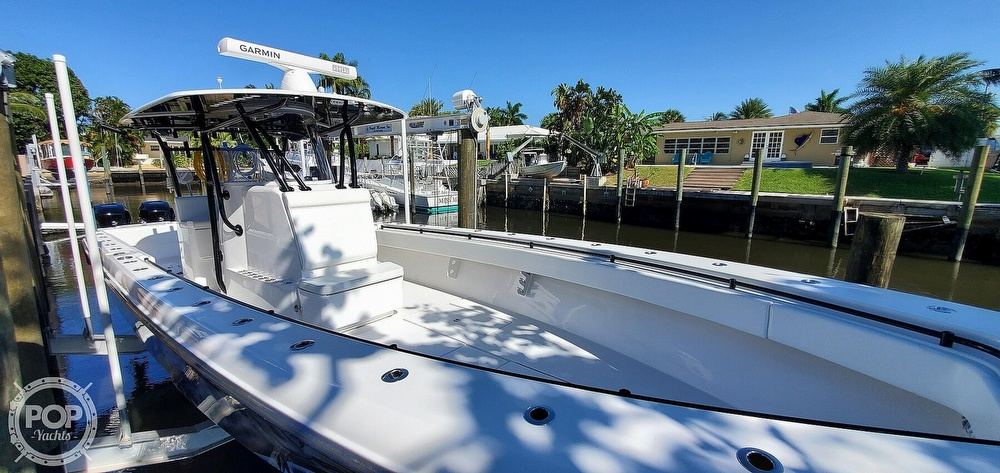 2020 Contender boat for sale, model of the boat is 39ST & Image # 11 of 40