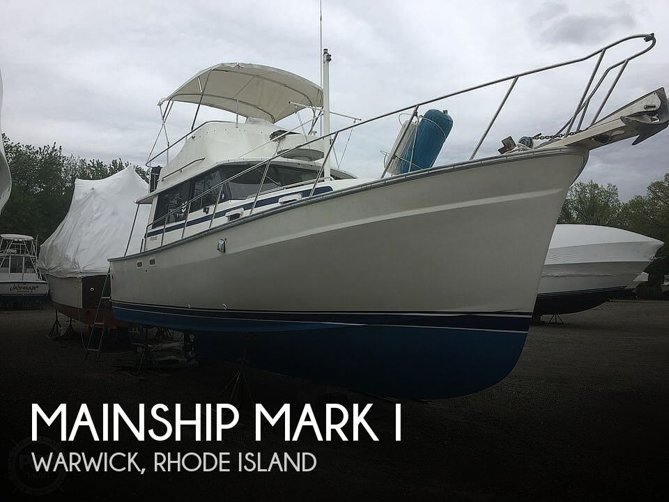 1981 Mainship boat for sale, model of the boat is Mark I & Image # 1 of 40