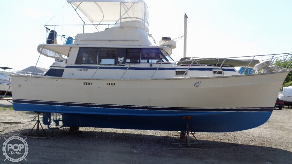 1981 Mainship boat for sale, model of the boat is Mark I & Image # 6 of 40
