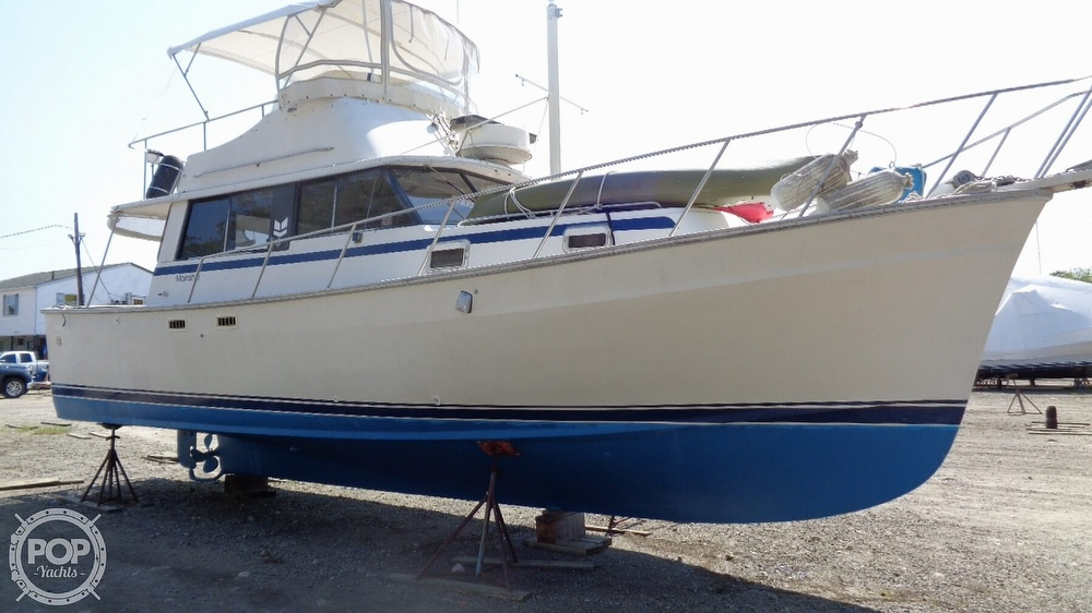 1981 Mainship boat for sale, model of the boat is Mark I & Image # 7 of 40